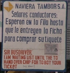 Spanish word for bathroom