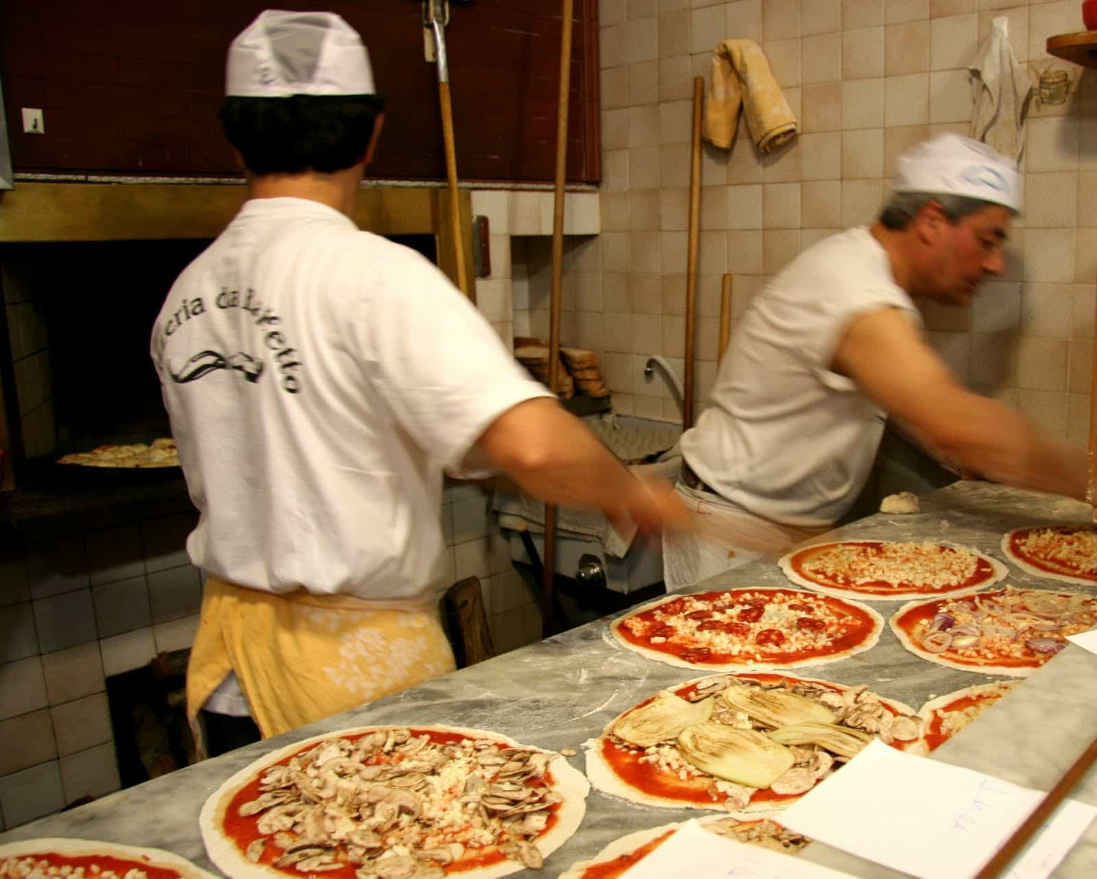 Best Pizza Restaurants In Rome
