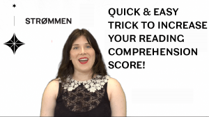 improve your score on the SAT reading comprehension section