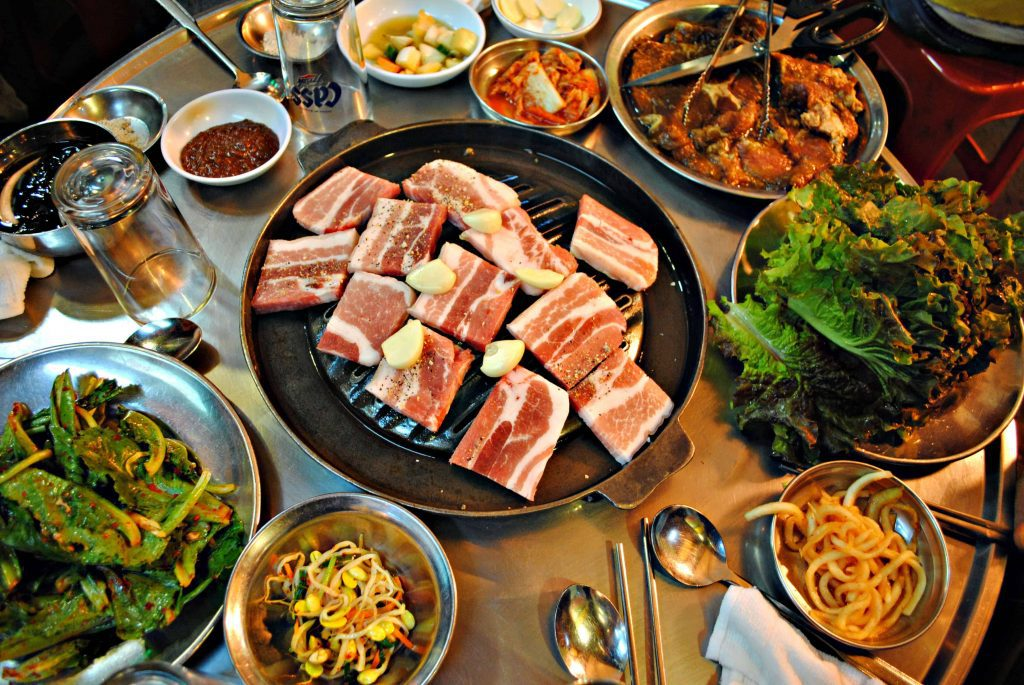 How to Order Korean BBQ Los Angeles
