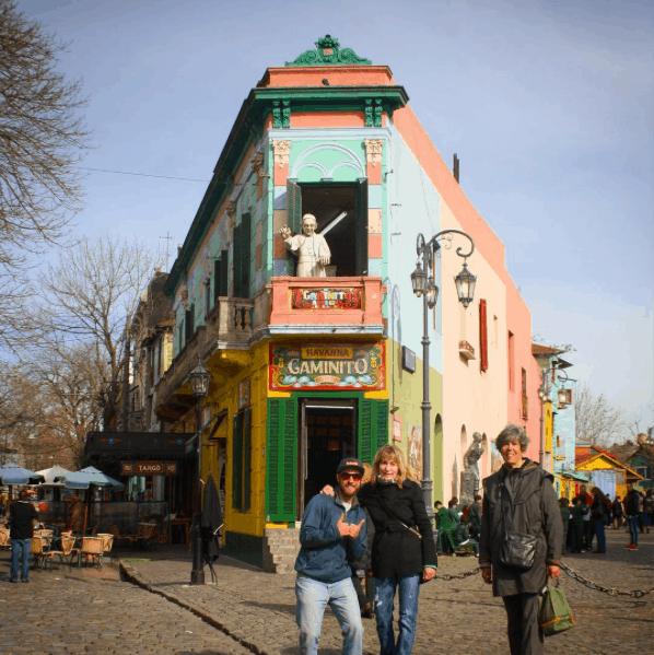 Strommen Trip to Buenos Aires Argentina