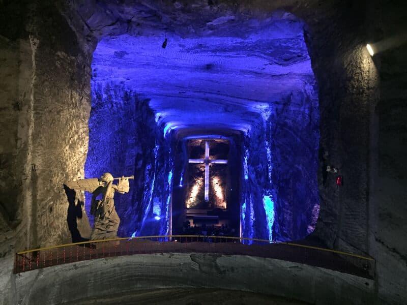 Zipaquira - La Catedral de Sal-1