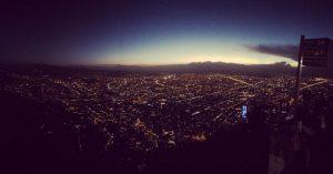 Bogota at Twilight
