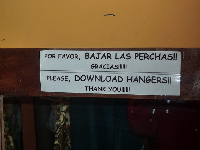part 1 funny bad translations chinese and spanish